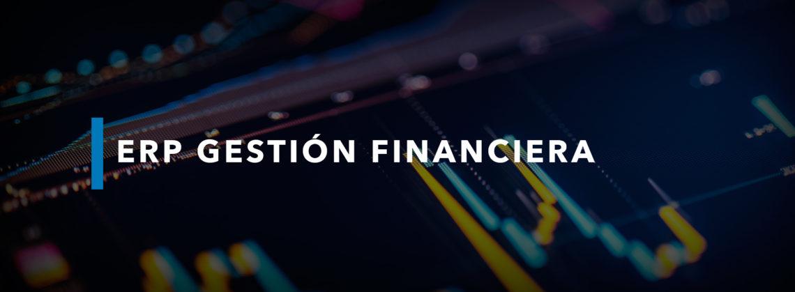 ERP gestión financiera