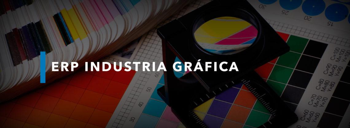erp industria gráfica