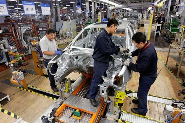 manufactura automotriz