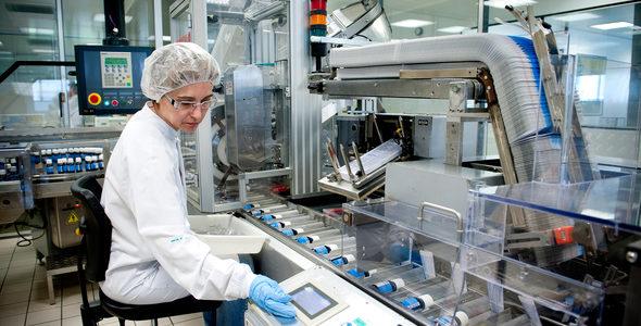 manufactura farmaceutica