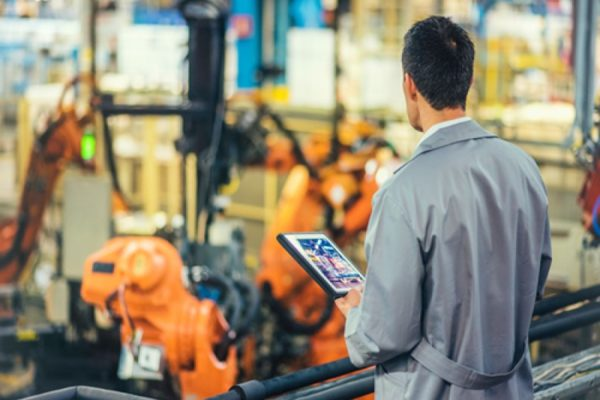 BI en la industria de manufactura
